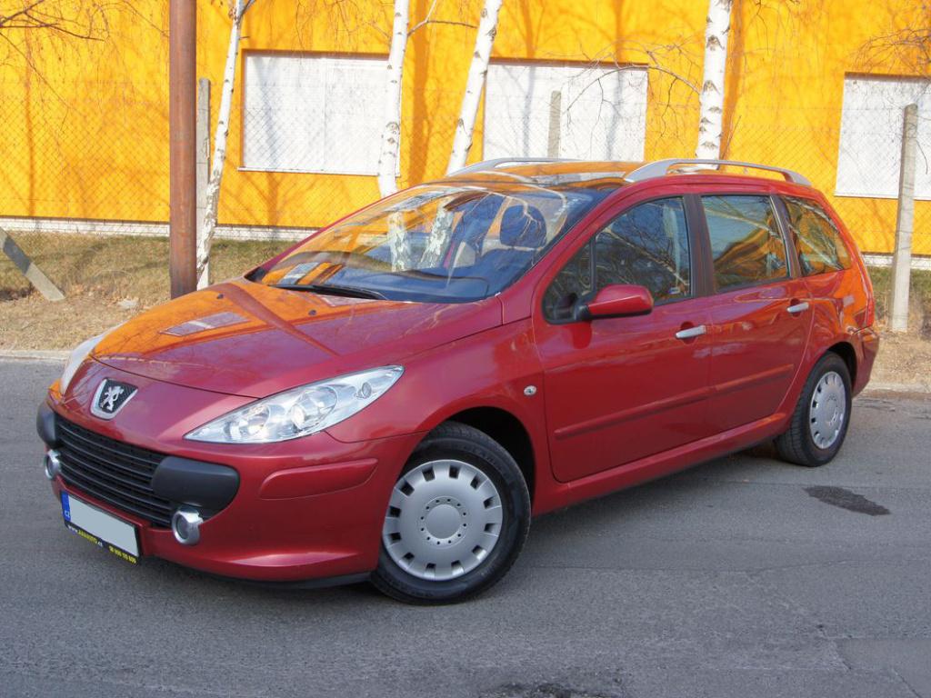 Test ojetiny: Peugeot 307 – řada variant a příznivé ceny