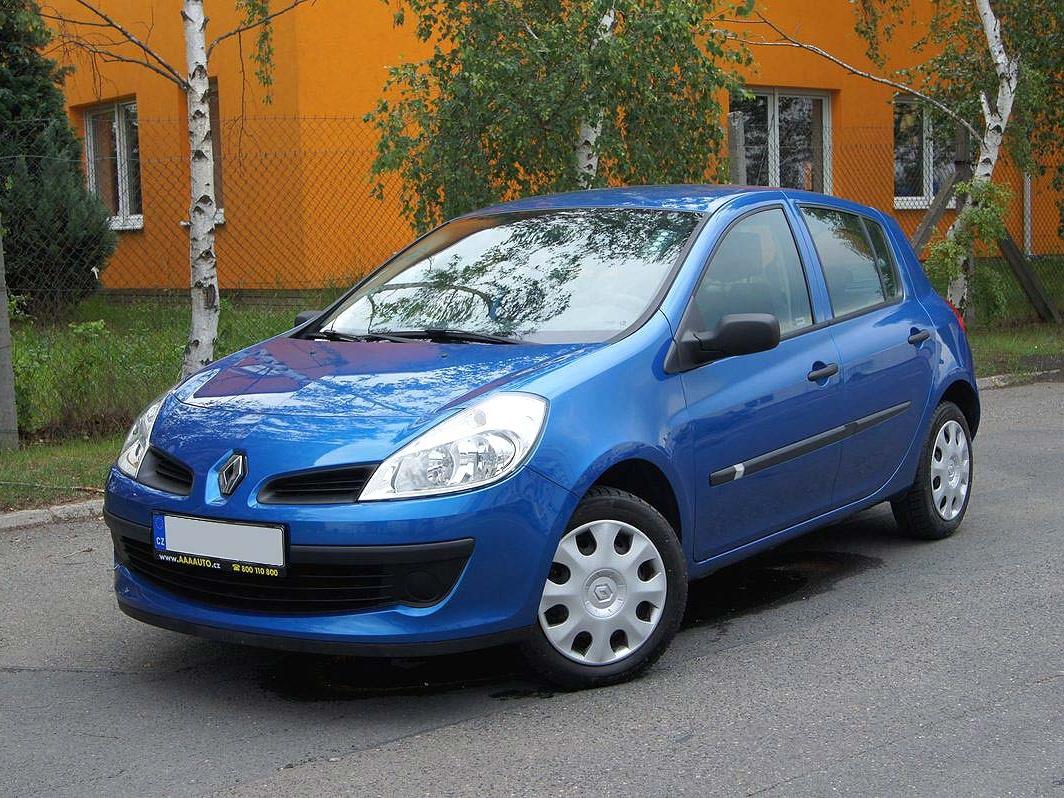 Test ojetiny: Renault Clio III – benzin radši než diesel