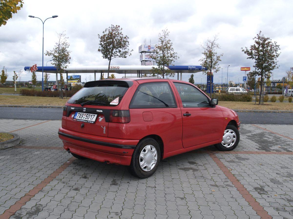 Test ojetiny: Seat Ibiza – druhá generace je autem dvou tváří