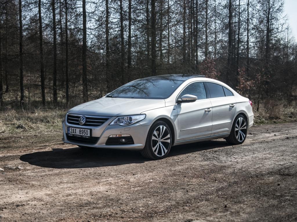 Test ojetiny: Volkswagen Passat CC 2.0 TSI DSG z roku 2010