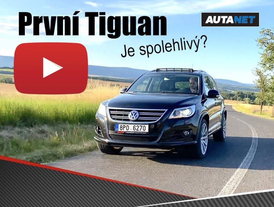 Test ojetiny: Volkswagen Tiguan 2.0 TSI R-Line. Rozumná volba pro náročné!