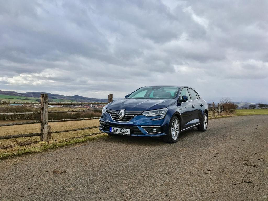 Test: Renault Mégane GrandCoupe Energy dCi 130 - šarmantní kompakt