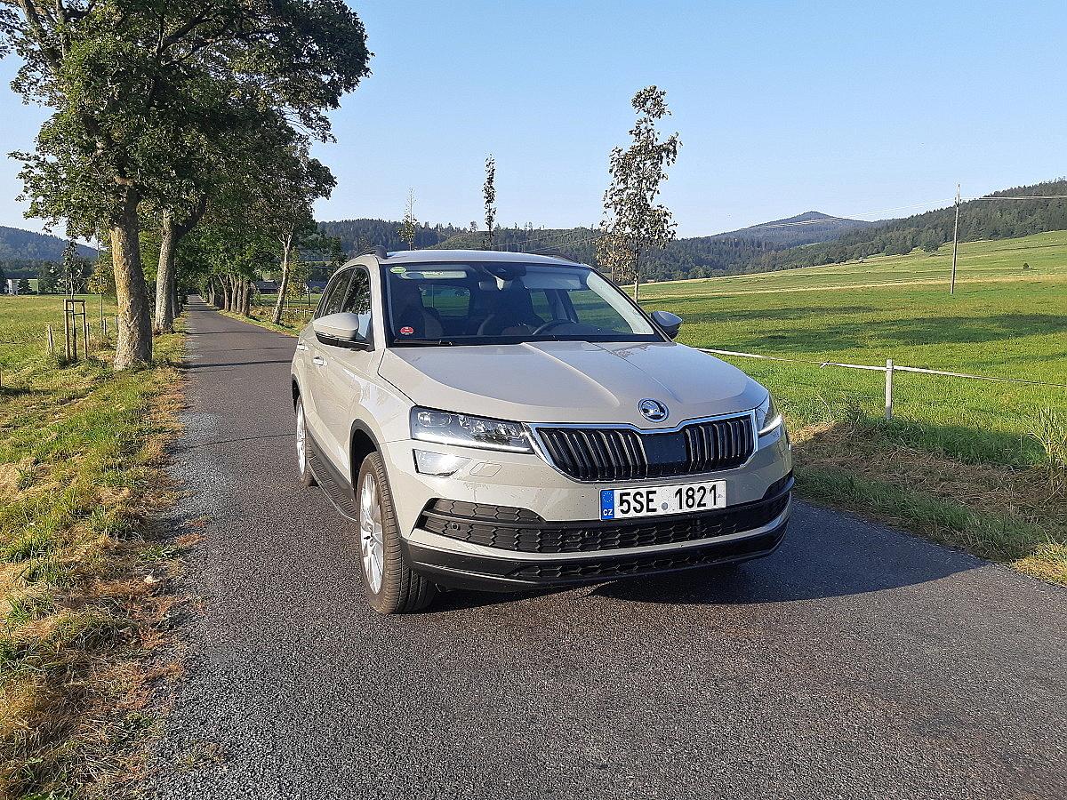 Test: Škoda Karoq 1.0 TSI - základ je nejlepší volbou
