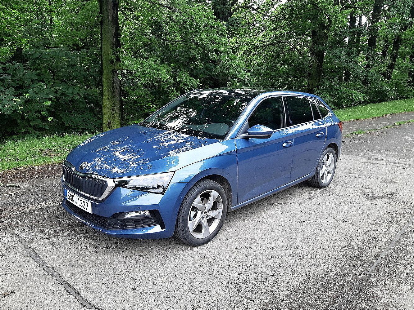 Test: Škoda Scala - ještě normální auto