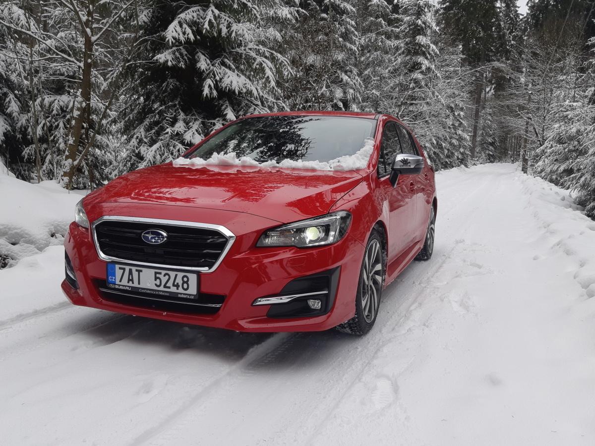 Test: Subaru Levorg 2.0 Lineartronic - kupujte, nebudou