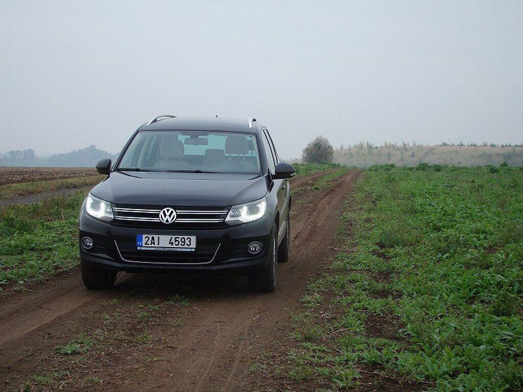 Test: Volkswagen Tiguan - evropský šampión