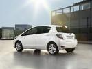 Fotografie k �l�nku Toyota Yaris Hybrid se p�edstav� v �enev�