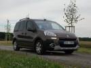 Fotografie k �l�nku Test: Peugeot Partner Tepee Outdoor - p�ipraven pro rodinn� �ivot
