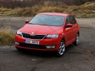 Test: Škoda Rapid Spaceback 1.6 TDI