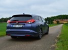 Test: Honda Civic Tourer - Octavii Combi str�� do kapsy