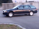 Fotografie k článku Video: BMW 520i Touring E39