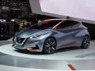 �enevsk� autosalon 2015 - Nissan SWAY p�edobrazem nov� Micry