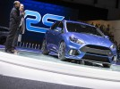 Fotografie k �l�nku �enevsk� autosalon 2015 - Ford Focus RS, Focus ST a Ford GT