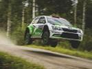 �koda Fabia R5 si z Finsk� rallye odvezla double