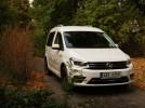 Test: Volkswagen Caddy Four Generation - jako v osob�ku
