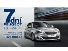 Za t�den op�t startuje akce 7 dn� Peugeot