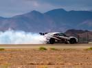Nissan GT-R NISMO a drift rychlost� p�es 300 km/h