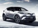 Nov� crossover Toyota C-HR je t�m�� stejn� jako koncept