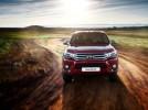 Nezni�iteln� pick-up Toyota Hilux p�ij�d� v osm� generaci