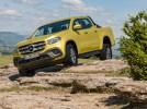 Mercedes-Benz má pick-up, je to převlečená Navara