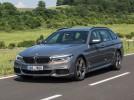 BMW M550d xDrive Touring - neviditelný supersport