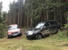 Herec Jakub Štáfek rád zkouší, co všechno se svým SUV projede