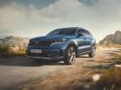 Kia Sorento v hybridní verzi nabídne sedm míst a krátké jízdy bez emisí