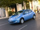 Fotografie k �l�nku Nissan Leaf dostane modr� maj��ek