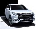 Nové Mitsubishi Outlander PHEV ve výbavě Intense za 959 900 Kč se ukázalo na e-Salonu 2019