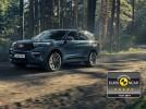 Nový Ford Explorer Plug-in Hybrid uspěl v nárazových testech Euro NCAP. Dostal plný počet hvězd.