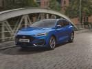 Omlazený Ford Focus dostal obří obrazovku. Kombi ani ostré ST chybět nebudou