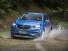 Opel Mokka X - nov� informace a fotografie