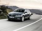 Škoda Octavia má nový vzhled, ale původní techniku. Nové motory až v létě