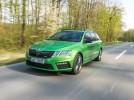 Nová Škoda Octavia RS - čtyřoká zábava