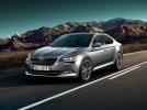 Škoda Superb upevňuje své postavení novou výbavou