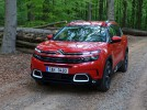 Test: Citroën C5 Aircross BlueHDi 180. Na vlnách modernity