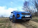 Test: Kia Sportage 2.0 CRDi SCR MHEV 4x4 8AT GT Line