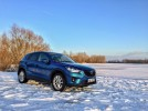 Test ojetiny: Mazda CX-5 2.2 D - osobitá Japonka