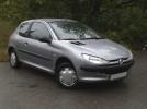 Test ojetiny: Peugeot 206 – holčičí záležitost