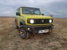 Test: Suzuki Jimny 1.5 VVTi AT - nedostupné a skvělé baby G
