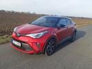 Test: Toyota C-HR 2.0 Hybrid překonala naše očekávání