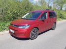 Test: Volkswagen Caddy 2.0 TDI je od podlahy až po střechu jiný