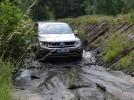Volkswagen Amarok V6 zvládá terén dobře