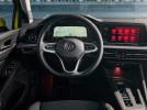 Volkswagen Golf osmé generace nabízí novou digitální přístrojovou desku