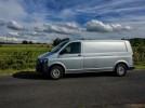 Test ojetiny: Volkswagen Transporter 2.0 TDI (Long) – du�e osob�ku a 3 europalety