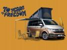 Volkswagen Transporter oslavuje své sedmdesátiny akčním modelem