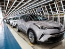 Výroba nového crossoveru Toyota C-HR spuštěna v Turecku