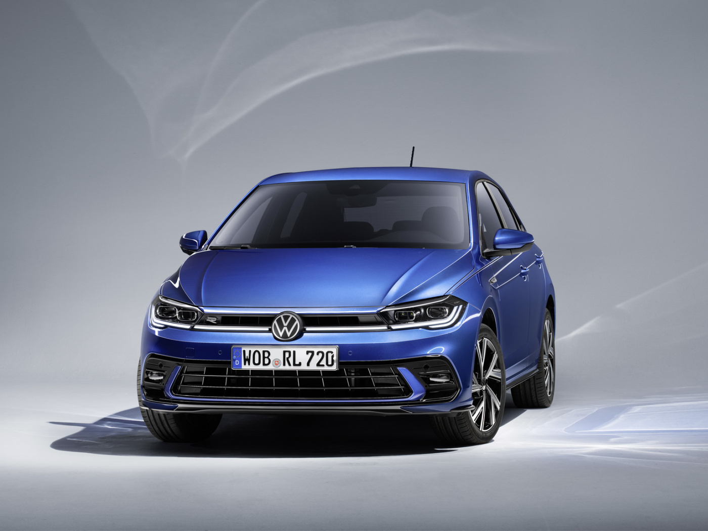 Tohle je modernizovaný Volkswagen Polo, dostane výbavu z Touaregu