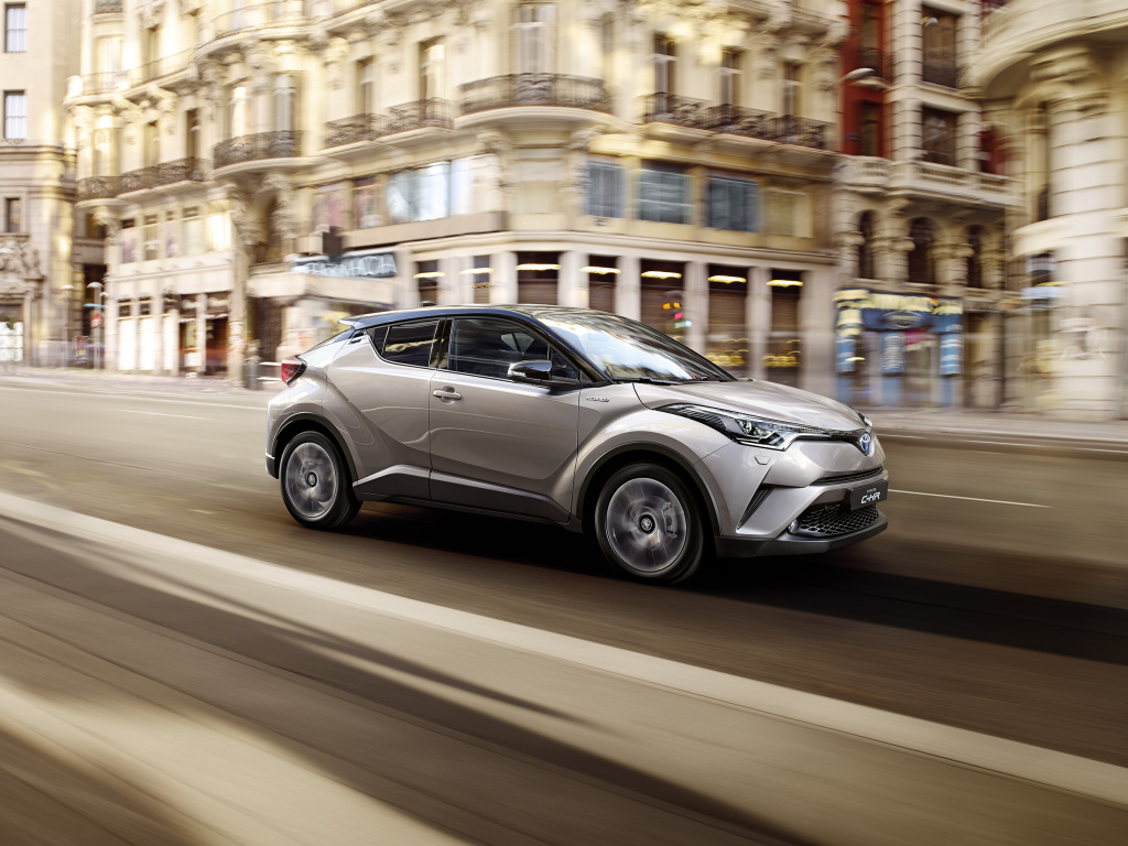 Toyota C-HR a RAV4 nově v edici Prime, ušetříte až 157 tisíc korun