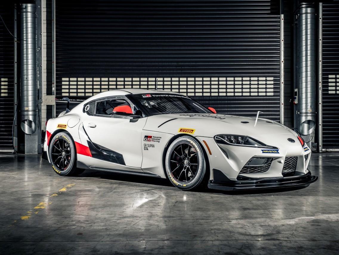 Toyota GR Supra GT4 v prodeji už příští rok